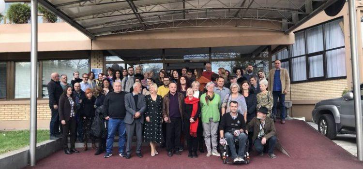 II Generalna skupština Mreže  za izgradnju mira