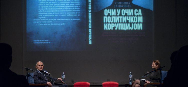 Intervju sa Sinišom Jankovićem članom  nekada čuvene Radne grupe koja je otkrivala zloupotrebe u 24 sporne privatizacije