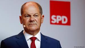 Olaf Šolc piše simpatizeru SPD-a.